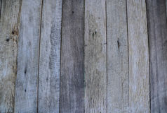 Vieil étage en bois Photos stock