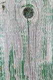 Vieil étage en bois Image stock