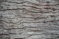 Vieil abstractbackground en bois en Thaïlande Image libre de droits
