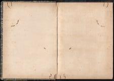 Vieil album d'estampille Image stock