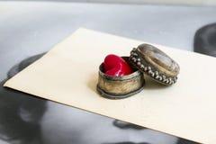 Vieil amour Photos libres de droits