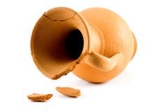 Vieil amphora photos libres de droits