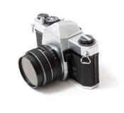 Vieil appareil-photo Image libre de droits