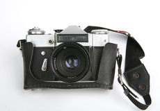 Vieil appareil-photo Photographie stock