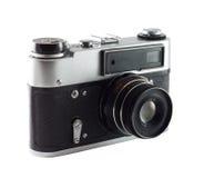 Vieil appareil-photo Images libres de droits