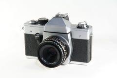 Vieil appareil-photo de 35mm Photographie stock