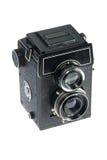 Vieil appareil-photo de cru Photo stock