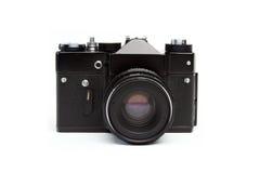 Vieil appareil-photo de film Image libre de droits