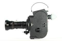 Vieil appareil-photo de film de Fashoned image stock