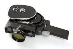 Vieil appareil-photo de films Photo stock