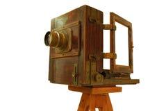 Vieil appareil-photo de photo Images libres de droits