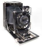 Vieil appareil-photo de photo Photo stock