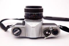 Vieil appareil-photo de photo photographie stock libre de droits