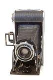 Vieil appareil-photo de photo de cru Image stock