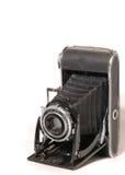 Vieil appareil-photo de photo de cru Images stock