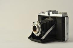 Vieil appareil-photo de photo, occasion par le film Images libres de droits