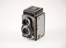 Vieil appareil-photo de vintage Photographie stock
