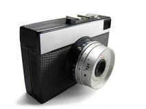 Vieil appareil-photo simple d'isolement Image stock
