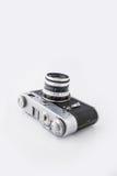 Vieil appareil-photo soviétique Image stock