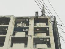 Vieil appartement photo libre de droits