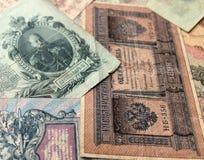 Vieil argent Photographie stock libre de droits