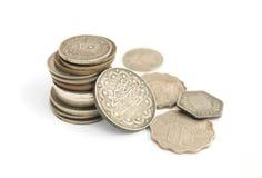 Vieil argent Image stock