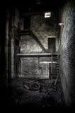 Vieil ascenseur Photo stock