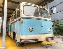 Vieil autobus Image libre de droits