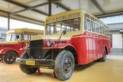 Vieil autobus Photo stock