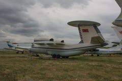 Vieil avion photo libre de droits