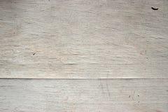 Vieil en bois blanc Image libre de droits