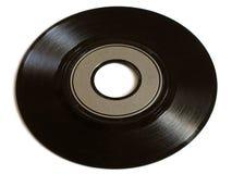 Vieil enregistrement de vinyle Images stock