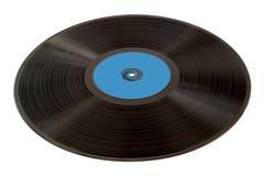 Vieil enregistrement de vinyle photos libres de droits
