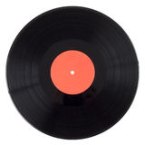 Vieil enregistrement de vinyle Image stock