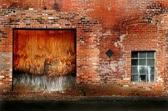 vieil entrepôt Image libre de droits