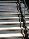 Vieil escalier Photo libre de droits