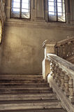 Vieil escalier Images stock