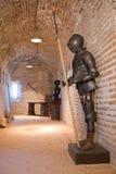 vieil Espagnol de chevalier Images libres de droits