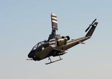 Vieil hélicoptère Photos stock