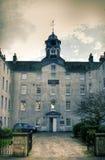 Vieil hôpital Image stock