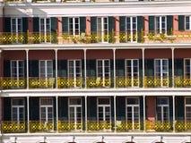 Vieil hôtel Image libre de droits