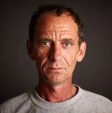 Vieil homme Photographie stock libre de droits