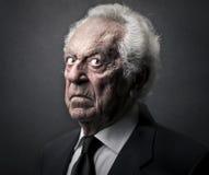 Vieil homme Images libres de droits