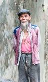 Vieil homme chinois Photo stock