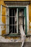 Vieil hublot Image libre de droits
