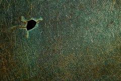 Vieil hublot de fibre de verre images libres de droits