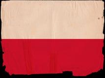 Vieil indicateur Pologne de cru Image stock
