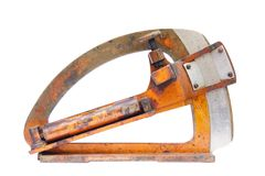 Vieil instrument images stock