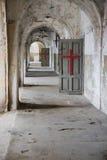 Vieil intérieur Images libres de droits
