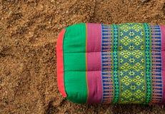 Vieil oreiller Image libre de droits